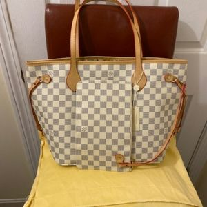 Neverfull tote Louis Vuitton handbags